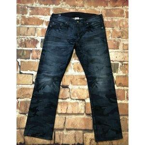 True Religion Mens Comfort Denim Jeans Size 38